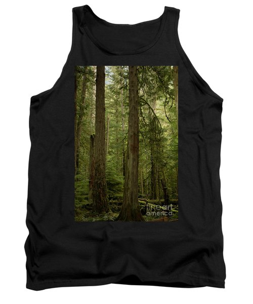 Cathedral Grove Tank Top