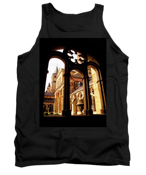 Cathedral Of Trier Window Tank Top