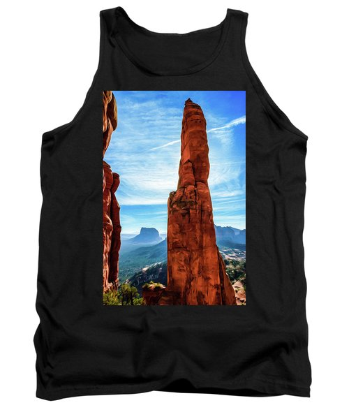 Cathedral Rock 06-137 Tank Top