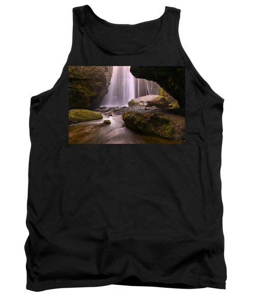 Tank Top featuring the photograph Cavern Of Dreams by Dustin  LeFevre