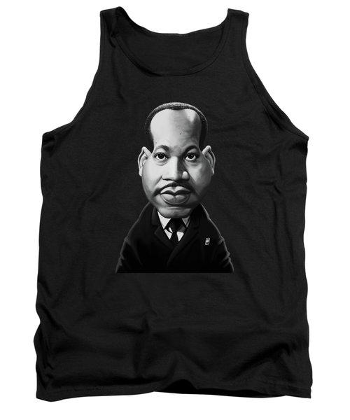 Celebrity Sunday - Martin Luther King Tank Top