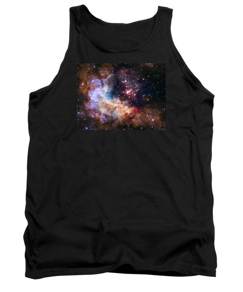 Celebrating Hubble's 25th Anniversary Tank Top