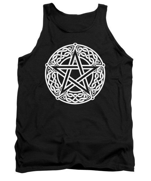 Celtic Pentagram Tank Top