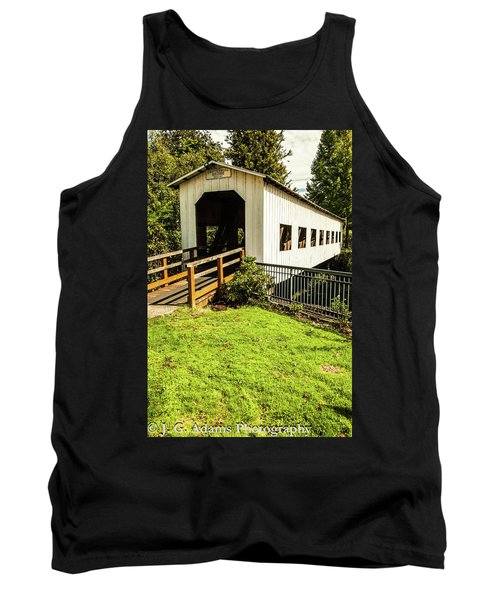 Centennial Bridge Tank Top