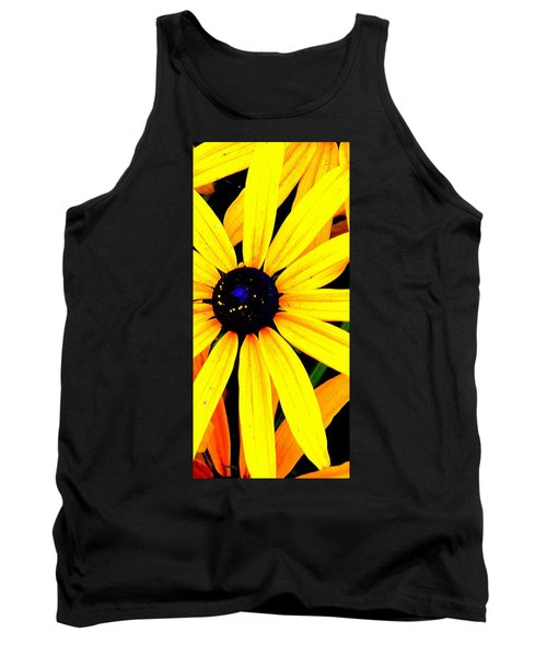 Tank Top featuring the photograph Center Of Attention by Antonia Citrino