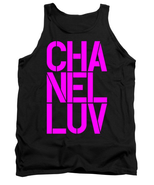 Chanel Luv-4 Tank Top