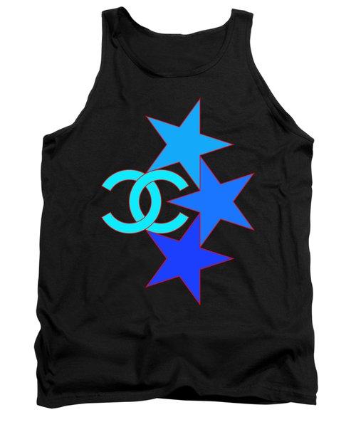Chanel Stars-5 Tank Top