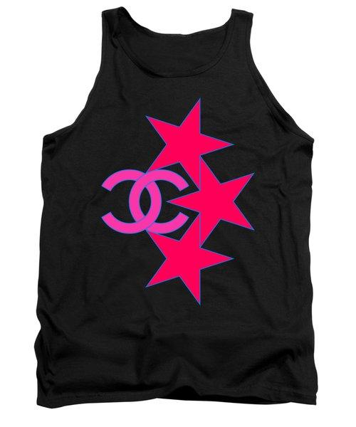 Chanel Stars-9 Tank Top
