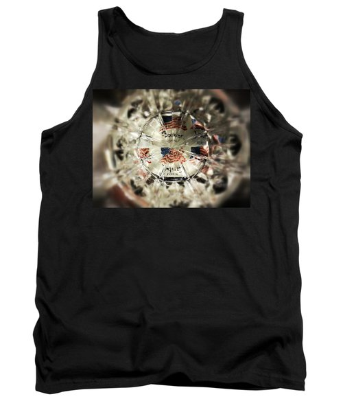 Chaotic Freedom Tank Top