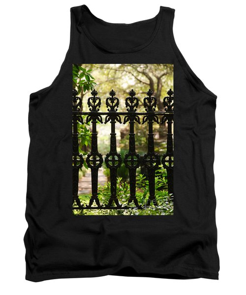Charleston Fence Tank Top