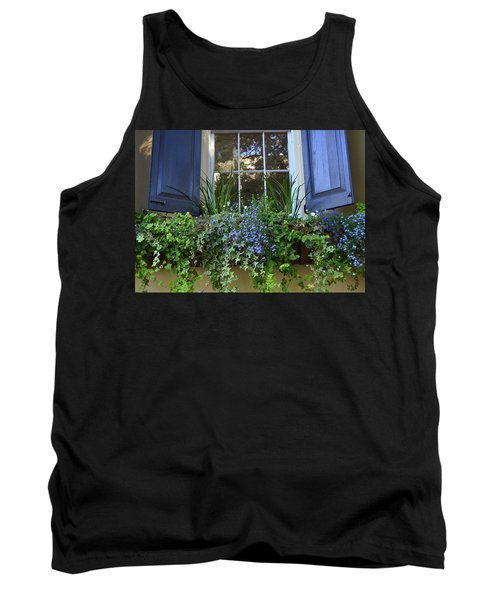Charleston Flower Box 3 Tank Top