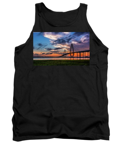 Tank Top featuring the photograph Charleston by RC Pics