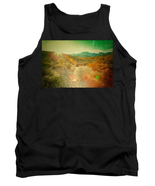 Charm Tank Top by Mark Ross