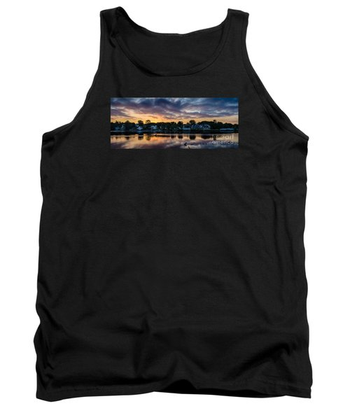 Chasing The Blues Away Tank Top