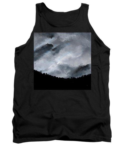 Chasing The Storm Tank Top