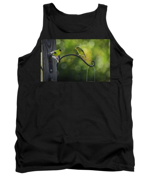 The Conversation Tank Top