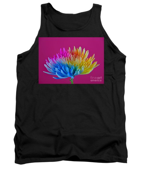 Cheerful Tank Top by Ray Shrewsberry