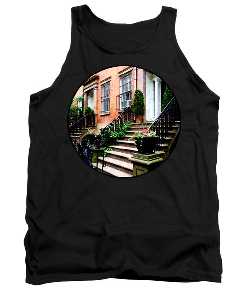 Chelsea Brownstone Tank Top
