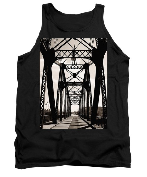 Cherry Avenue Bridge Tank Top