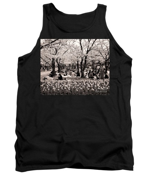 Cherry Blossom Festival Tank Top