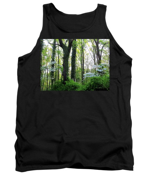 Chesapeake Oldgrowth Forest Tank Top
