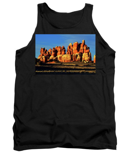 Chesler Park Sandstone Towers Tank Top