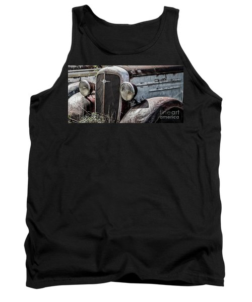 Chevy Grill IIi Tank Top