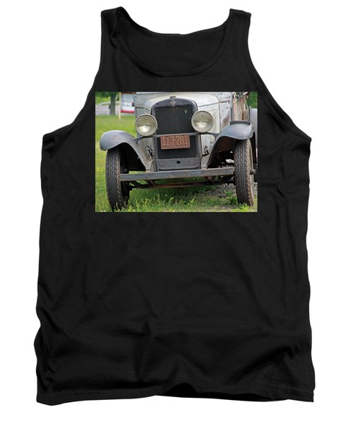 Chevy Huckster 1930 Grill Tank Top