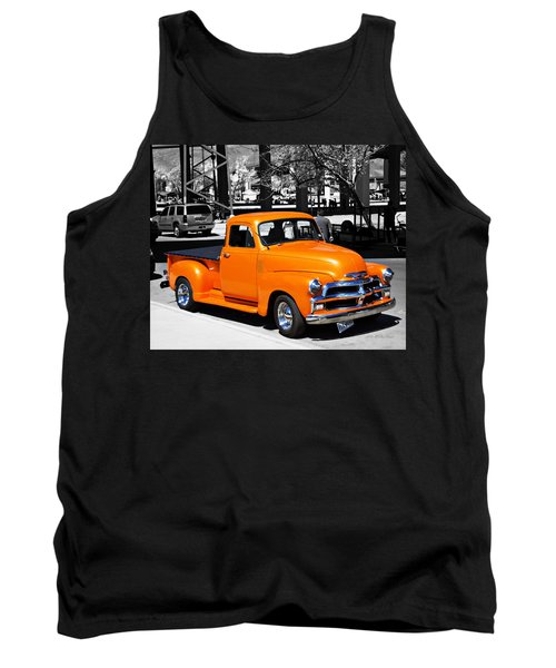 Chevy Pick Up  Tank Top