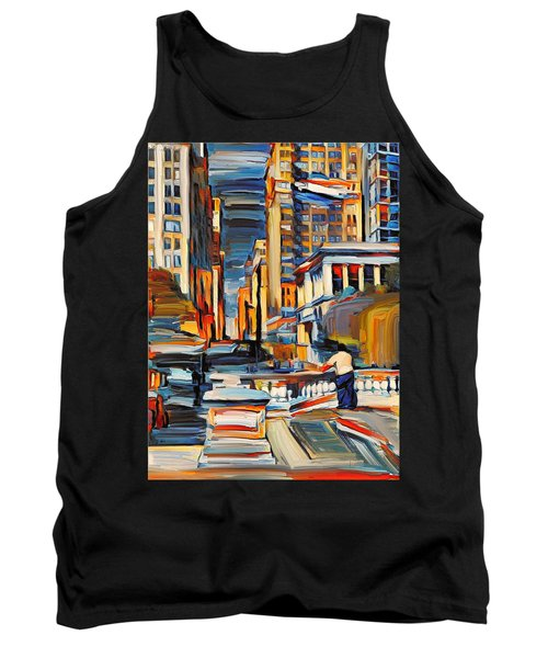 Chicago Colors 7 Tank Top
