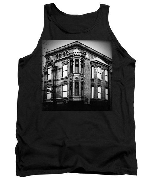 Chicago Historic Corner Tank Top