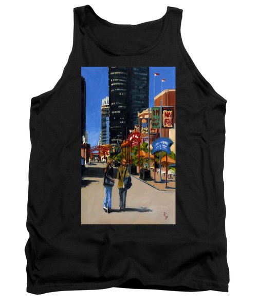 Chicago - Navy Pier Tank Top