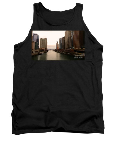 Chicago Rive Tank Top