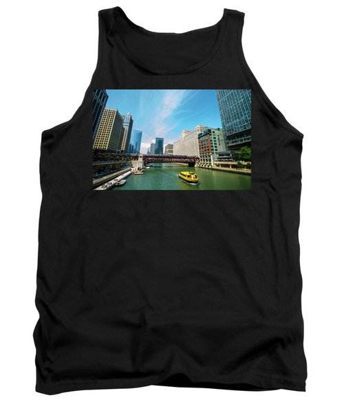 Chicago, That Toddlin' Town Tank Top