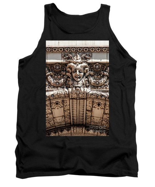 Chicago Theater Jester Tank Top