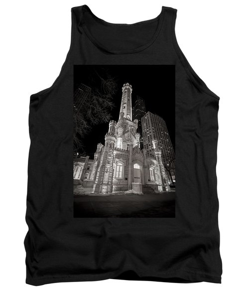 Chicago Water Tower Tank Top
