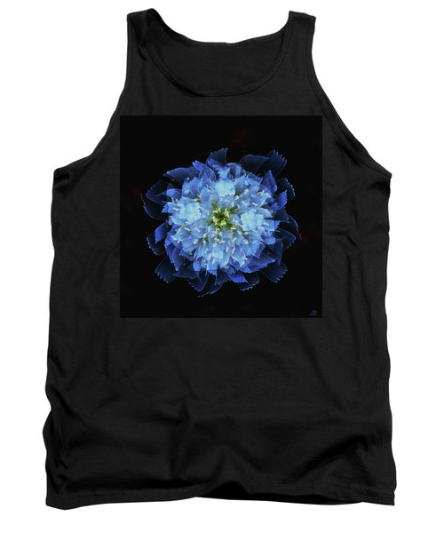 Chicory Abstract Tank Top by Stephanie Grant