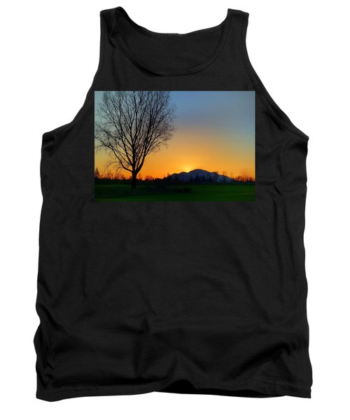 Chilliwack, British Columbia Tank Top by Heather Vopni