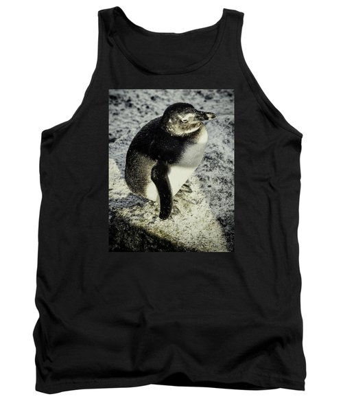 Chillypenguin Tank Top by Chris Boulton