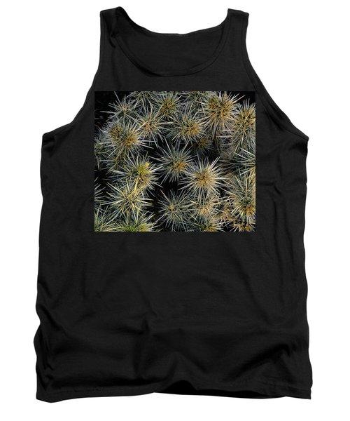 Cholla Cactus Cluster Tank Top