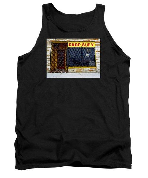 Chop Suey Tank Top