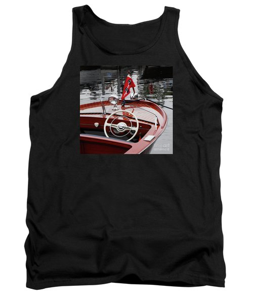 Chris Craft Sportsman Tank Top