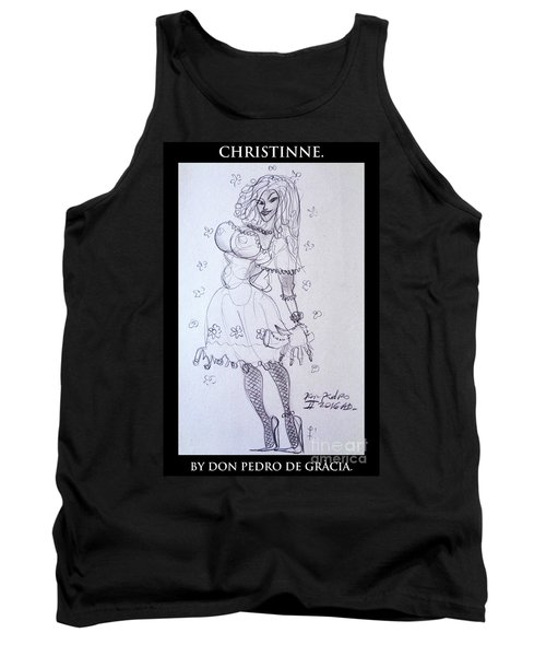 Christinne Tank Top