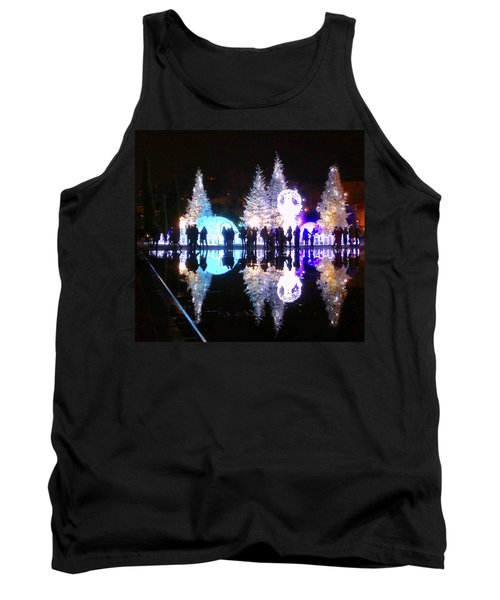 Christmas In Nizza, Southern France Tank Top