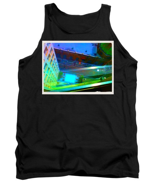 Church Dome  Tank Top