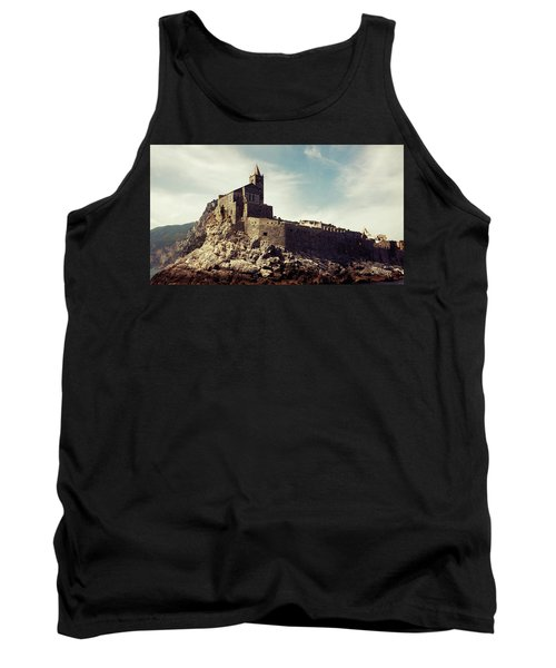 Church Of San Pietro Tank Top