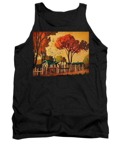 Cia's Music House Tank Top