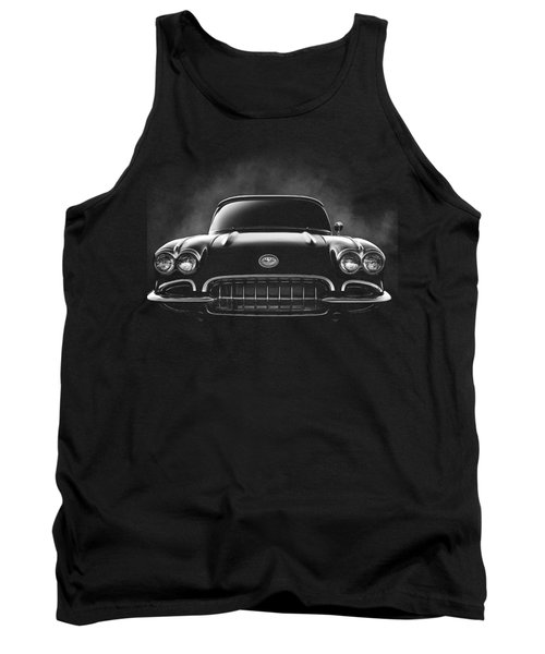 Circa '59 Tank Top by Douglas Pittman