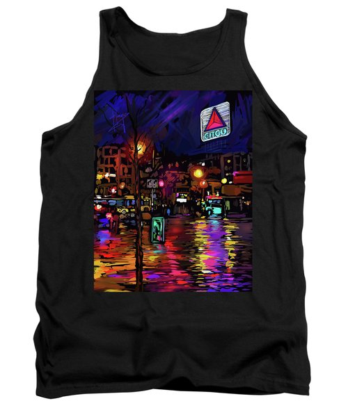 Citgo Sign, Boston Tank Top