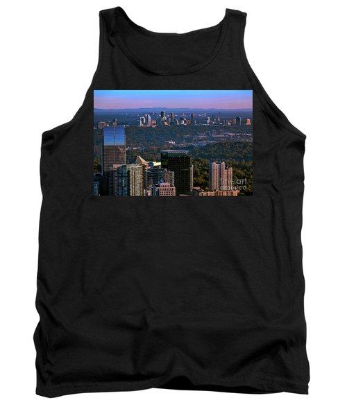 Cities Of Atlanta Tank Top